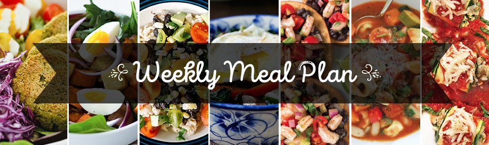 Dinner Meal Plan from A Couple Cooks   ALDI Blog