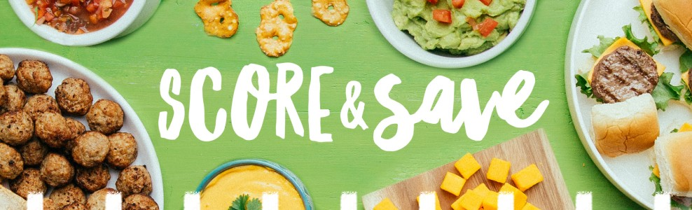 Score and save with ALDI finds for your big game party!