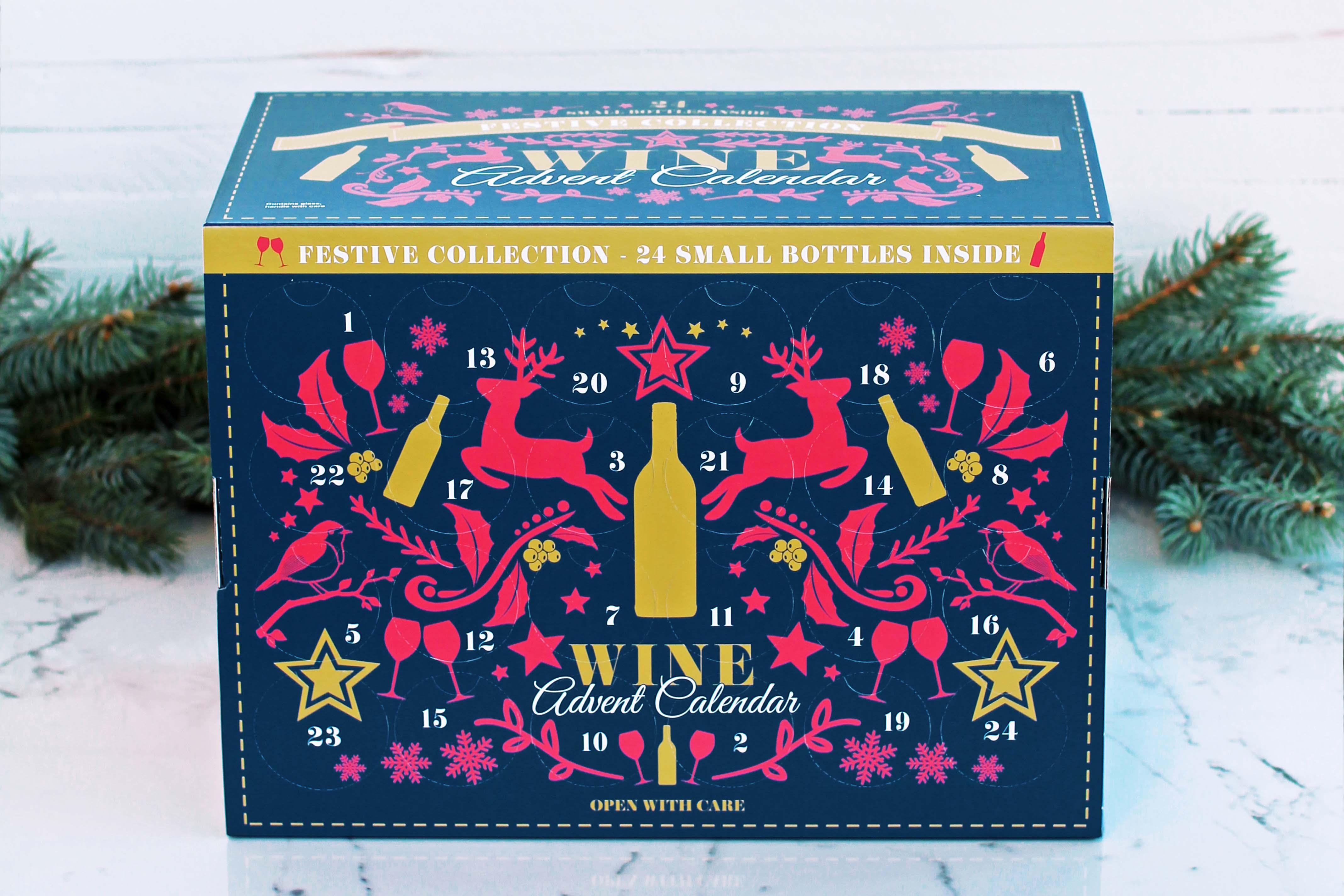 Wine Advent Calendar 2020 Usa Advent Calendars Are Here! | ALDI Blog